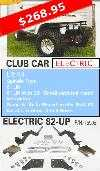Lift Kits - Club Car